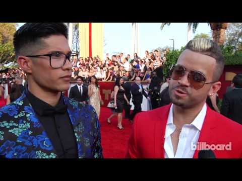 Chino & Nacho: 2014 Billboard Latin Music Awards Red Carpet