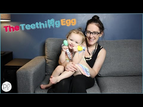 What Is The Teething Egg Our Review Of This Internet Trend Youtube