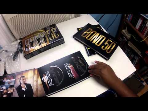 FPU: Bond 50th Anniversary Bluray