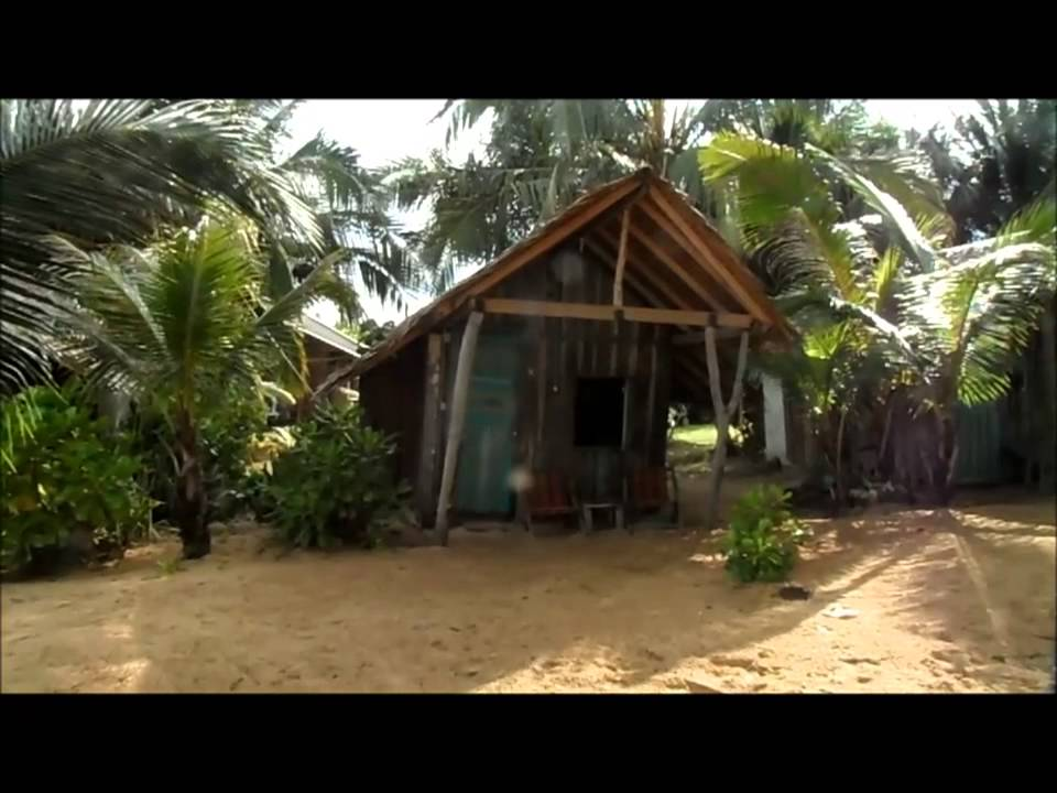 Koh Mak - Island Hut Thailand April 2013 - YouTube