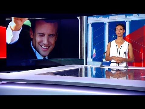 French legislative elections: Macron's party wins absolute majority