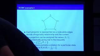 Quantum Contextuality  and Quantum Cryptography