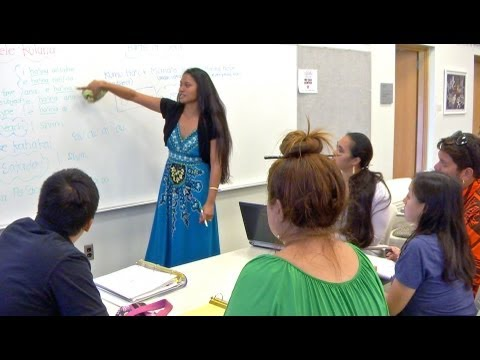 Student support program at the University of Hawaii--West Oahu based in Hawaiian culture