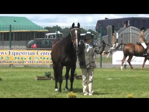 Bobby and Elizabeth-Anne at The Royal Highland Show 2014