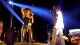You shook me all night long......Dora Lee & Mosaiko Live@ Limone del Garda