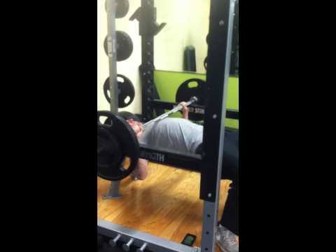 Dead Bench Press Demo