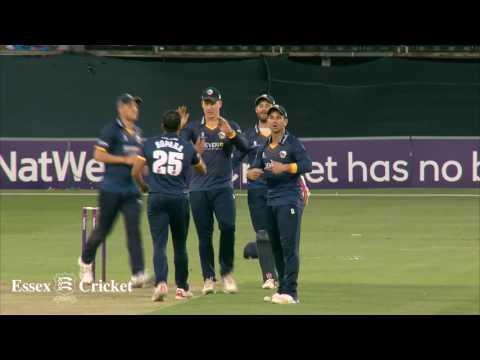 Essex Eagles v Somerset | NatWest T20 Blast Match Highlights