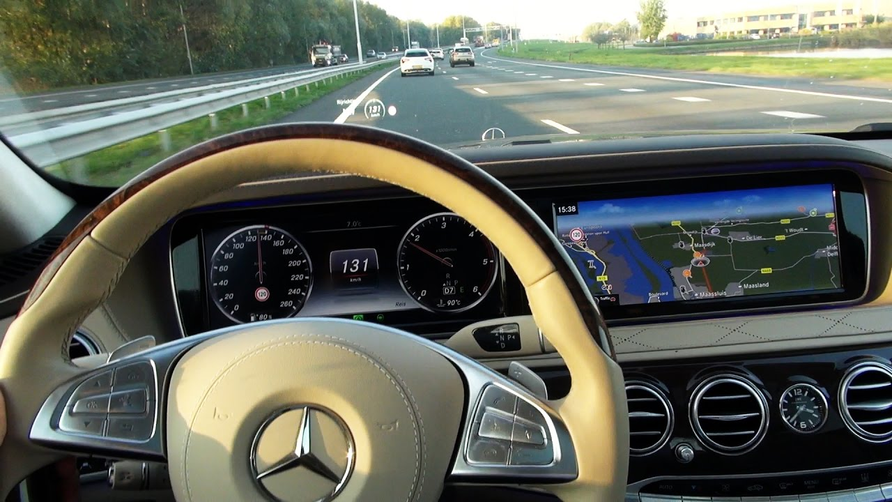 2017 mercedes s class head up display drive pilot for Mercedes benz heads up display