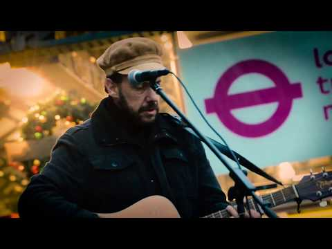 Covent Garden Street Performer The Streets Are Never Fake Music - Rob Falsini