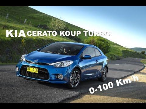 LUXURY CARS   2014 KIA CERATO KOUP TURBO TEST DRIVE
