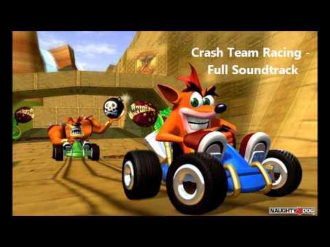 Crash Team Racing - Full Soundtrack (All Tracks)