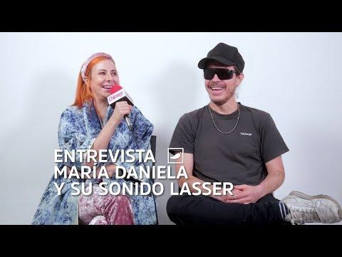 Entrevista con María Daniela y su Sonido Lasser