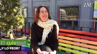 El CULETEST de Lorena Gil, candidata de Podemos en Asturias. LNE