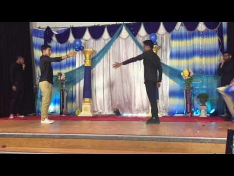 Tamil culture dance 2016 - swiss