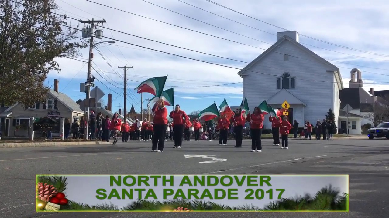 North Andover Christmas Parade 2020 North Andover Santa Parade 2017   YouTube