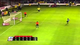 Copa MX serie de penaltis Querétaro vs Chivas