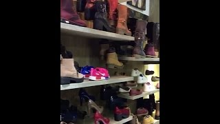 أخبار اليوم | أسعار الشنط والأحذية الحريمى  نار