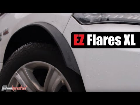 EZ Flares XL Installation and Features | AnthonyJ350