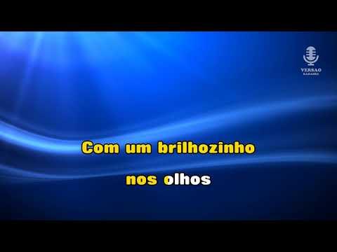 ♫ Demo - Karaoke - COM UM BRILHOZINHO - Sérgio Godinho