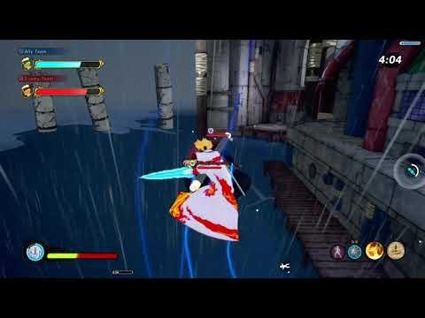 R1VXD GAMING: Naruto to Boruto Shinobi Striker Ranked Gameplay (Featuring Otsutsuki Clan Members) |