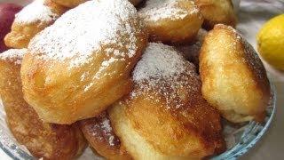 Рецепт - Тесто дрожжевое для пончиков, оладушек и пышек