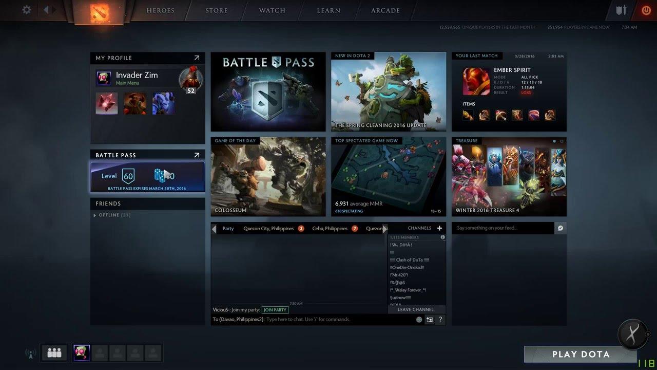 how long does dota 2 battle pass last