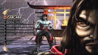 Mortal Kombat Armageddon PS2 Gameplay