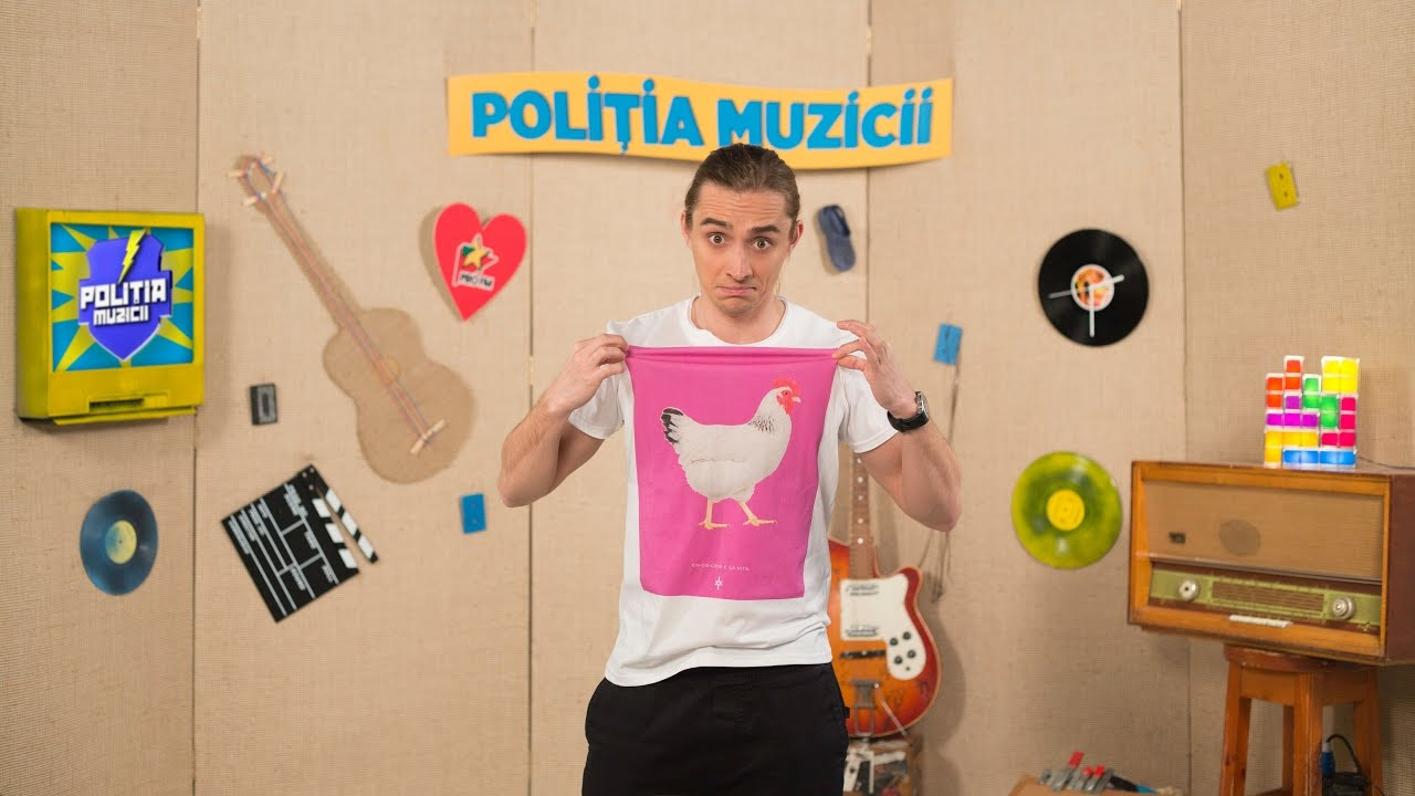Cotofan/Politia Muzicii: Alina Eremia - Poarta-ma, Anda Adam, Jazzy Jo