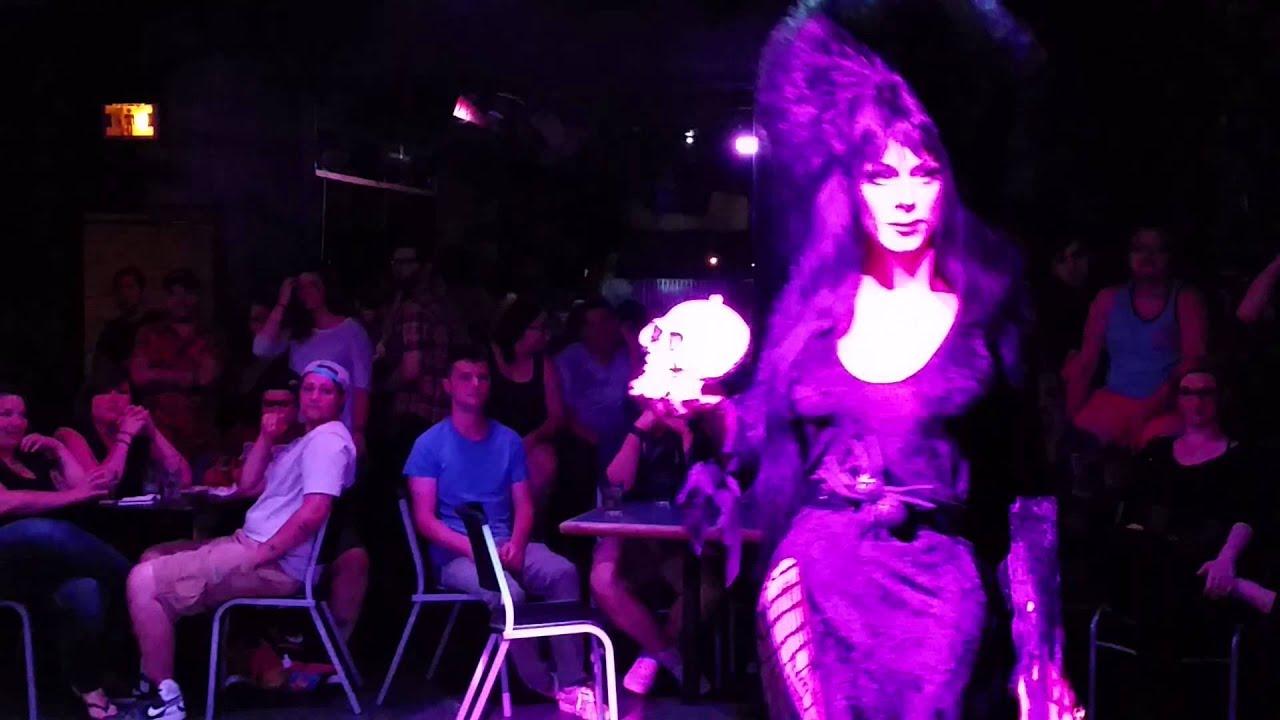 Salvia As Elvira Mistress Of The Dark Angle 2 Youtube
