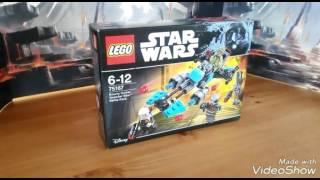 Обзор Lego Star Wars 75167