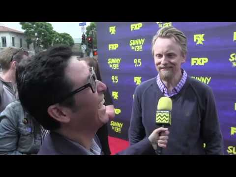 David Hornsby talks playing his character Cricket and having his own episode