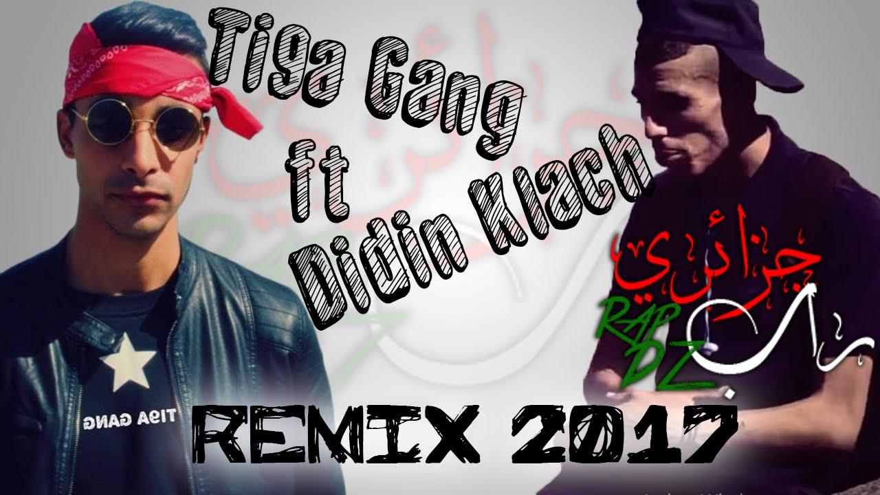ti9a gang ft didin klach (remix 2017) RAP DZ