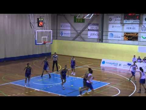 Uni Ferrol - ADBA 1q (22-03-2014)