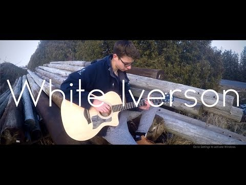 Post Malone - White Iverson - Cover (Fingerstyle Guitar) TABS