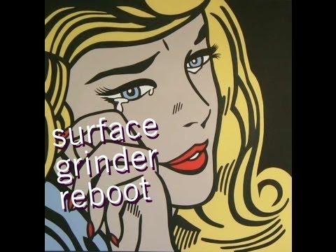 Surface Grinder Rebuild - part 1