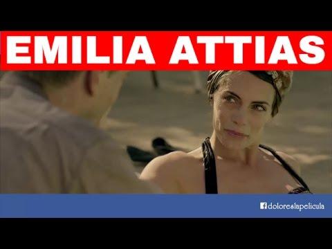 Emilia Attias es Dolores estreno 18 de agosto de 2016
