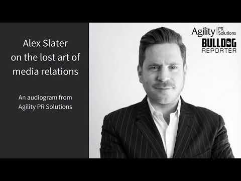 The Lost Art of Media Relations [Audiogram]