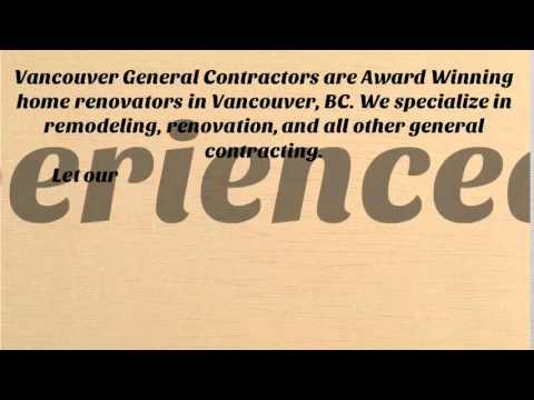 Vancouver contractors