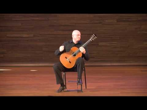 Kenneth Meyer plays Tango en Skai and Fuoco by Roland Dyens