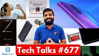 Tech Talks #677 - Oppo R17 Pro, Vivo Nex 2, 5G iPhone, Snapdragon 855, Pixel 3 eSIM, Lenovo Z5s
