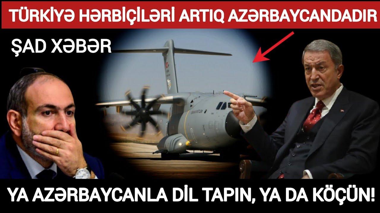 Ermənistandan Şok açıqlama! Ya Azərbaycanla dil tapın, ya da köçün... Son xeberler bugun 2020