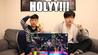 "ITZY ""달라달라(DALLA DALLA)"" M/V REACTION ["