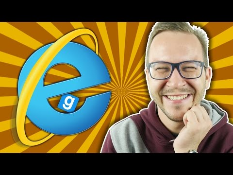 Internet Explorer (Garry's Mod)