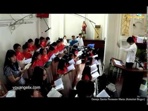 AWALILAH KURBANMU (PS 320) oleh Paduan Suara Anak Vox Angelix - Jakarta di Katedral Bogor