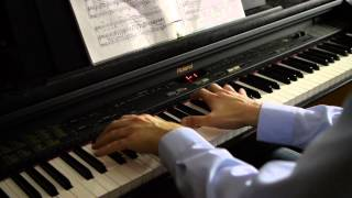"""All I Ask of You"" - from Phantom of the Opera - (piano solo)"