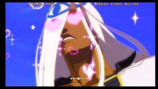 今回の対戦相手はヴェノムです。 ザトー様ーーっ!!! 【GUILTY GEAR X...