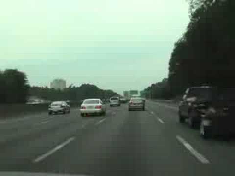 I-95/I-495 Capital Beltway, Virginia Section