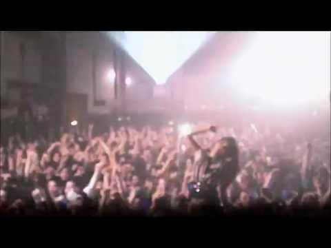 ADAM F- WHEN THE RAIN IS GONE (BURNS REMIX) - LIVE
