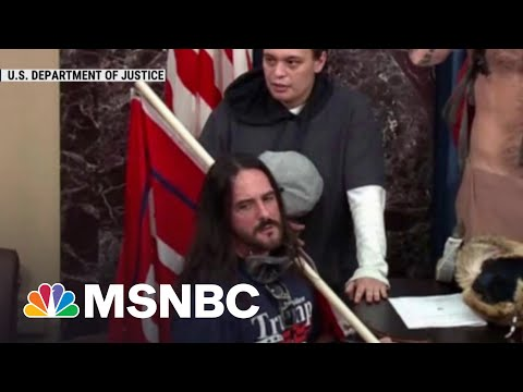 Capitol Rioter Sentenced To Eight Months In Prison   MSNBC