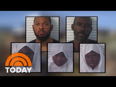 5 Adults Involved In New Mexico Compound...